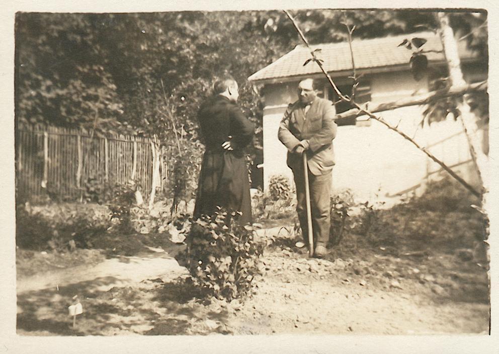Jousse avec Frédéric Lefevre