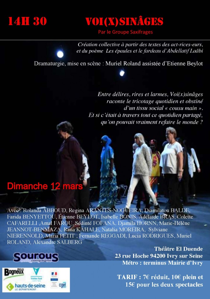 Flyer 12 MARS(2-BR) Saxifrages